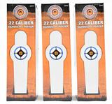 (3) DO-ALL .22 caliber silhouette poppers,