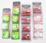 Red Hot Crossbow Capture nocks (15) packs,