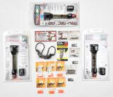 lot to include (3) TRU-GLO TRU-TEC QD stabilizers