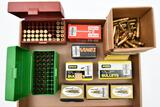 .30-06 Sprg. ammunition and reloading supplies