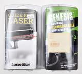 (2) LaserMax lasers, one Guide Rod Glock