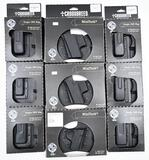 (9) Crossbreed holsters to include three Mini