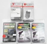lot to include Trijicon RMR Pistol Mount 1911