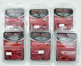 (6) packs Red Hot Heavi-Hit Carbon Arrow Inserts,