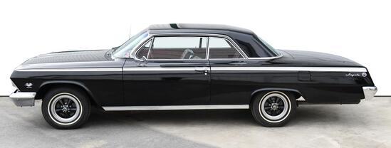 1962 Chevy Impala SS, 409 engine, 4 speed trans