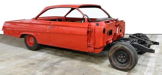 "1962 Chevy Belair ""Bubble"" car"