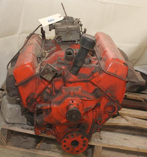 Chevy small block 283? engine