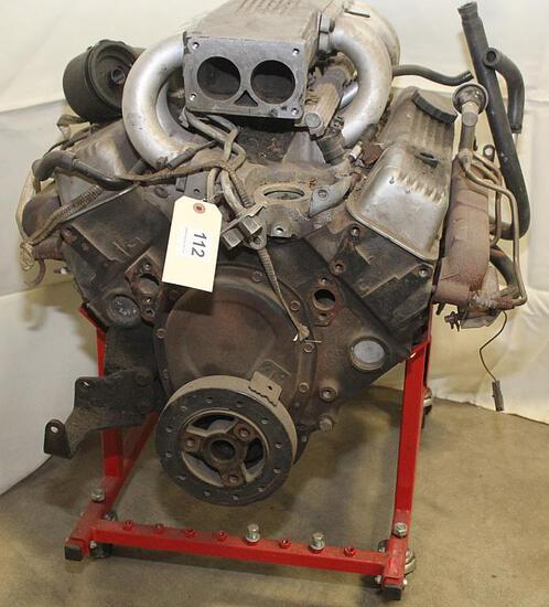 Chevy 305 engine, tuned port injection