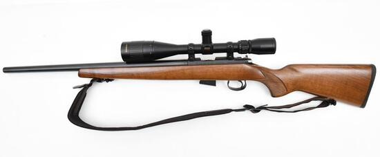 "CZ USA, Model 452-2E ZKM American, .17 HMR, s/n 836357, rifle, brl length 20.5"", excellent condition"