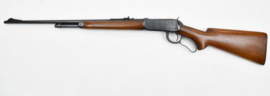 "Winchester, Model 64, .30 W.C.F., s/n 1162174,m rifle, brl length 24"" round, very good condition,"