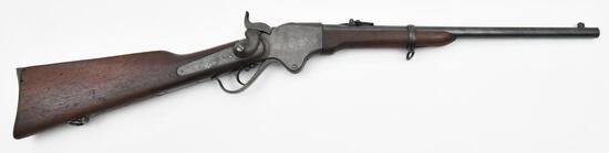 * Indian Wars Era Burnside Rifle Co., US Contract Spencer 1865 SRC, .50 Spencer, s/n 14959, carbine,