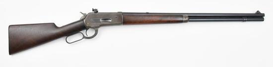 Winchester Model 1886 .33 W.C.F. rifle