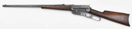 *Winchester Model 1895 .38-72 W.C.F. rifle