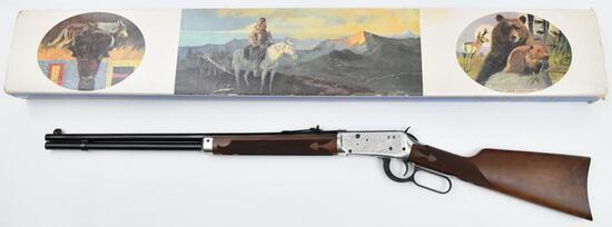 Winchester Legendary Frontiersmen Comm. Model 1894 .38-55 Win rifle