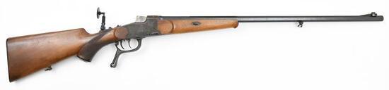 "V. Kern Ideal Target Model muzzle inside diameter is .3130"" rifle"