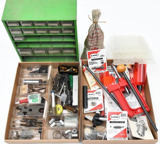 Reloading and Parts lot