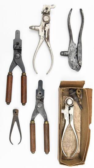 Hand loading tools