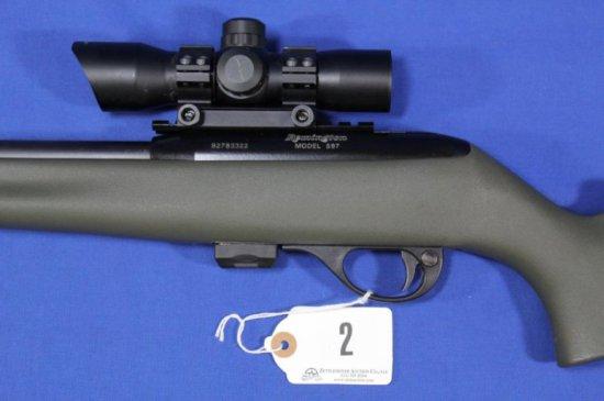 Remington 597 .22 LR