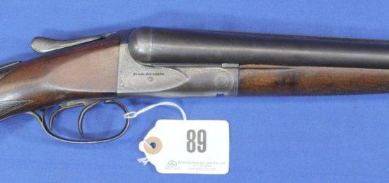 A H Fox Sterlingworth 12 Ga