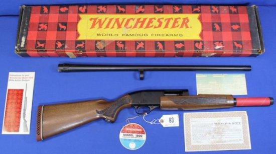 Winchester 1200 12 Ga
