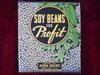 "CLEAN 1936 JOHN DEERE ""SOY BEANS FOR PROFIT"" ADVERTISING BROCHURE-44 PAGES WITH MACHINERY GRAPHICS"