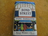 "VINTAGE ""BOND STREET PIPE TOBACCO"" ADVERTISING POCKET TIN-QUITE NICE AND GRAPHIC"