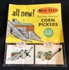 NEW IDEA TWO ROW MOUNTED CORN PICKER SALES BROCHURE