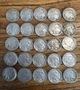 SET OF (25) UNITED STATES BUFFALO NICKELS