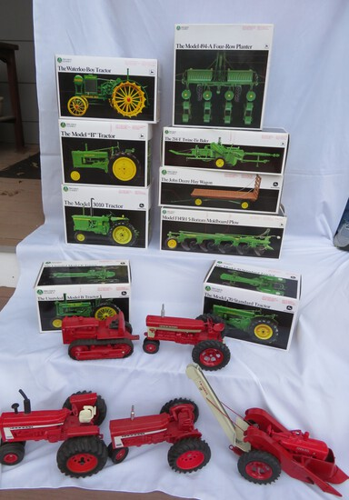 FARM TOY COLLECTION - ONLINE ONLY AUCTION