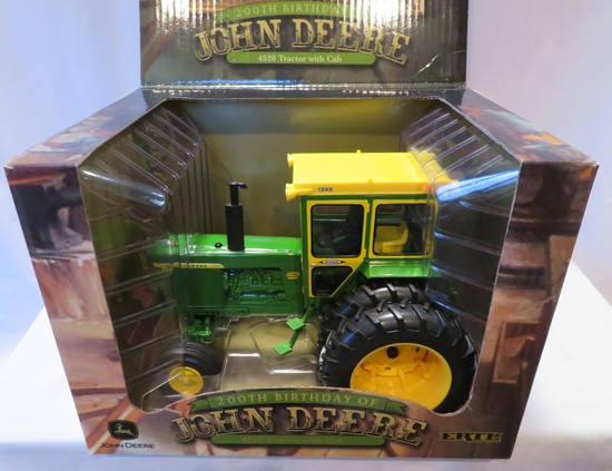 JOHN DEERE 4520 DIESEL - - SPECIAL COLLECTOR EDITION