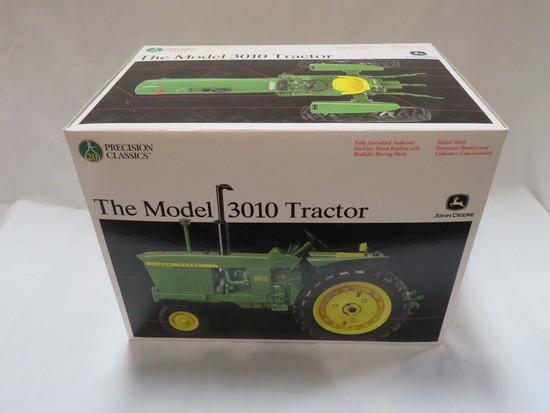 ERTL #20 PRECISION CLASSICS JOHN DEERE MODEL 3010 TRACTOR