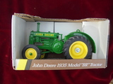 JOHN DEERE TOY 1935 MODEL 'B'R' TOY TRACTOR NEW IN BOX