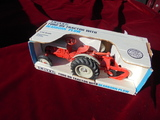 NEW IN BOX FORD 8N TRACTOR W/DEARBORN PLOW 1/16 SCALE TOY