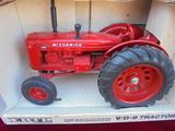 NEW IN BOX McCORMICK WD-9 TOY TRACTOR