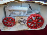 ANTIQUE FORDSON TOY TRACTOR IN ORIGINAL BOX