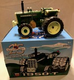 OLIVER 1950-T - 2002 NATIONAL FARM TOY SHOW - 1/16 SCALE TRACTOR BY ERTL