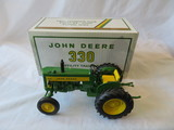 JOHN DEERE 330 UTILITY TRACTOR ** TWO-CYLINDER CLUB 2005 TRACTOR **