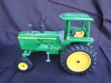 JOHN DEERE 4230 DIESEL -w/ 4 POST ROLL GUARD -- TOY FARMER