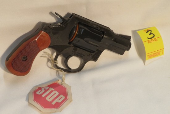Rock Island Armory M206 .38 Special
