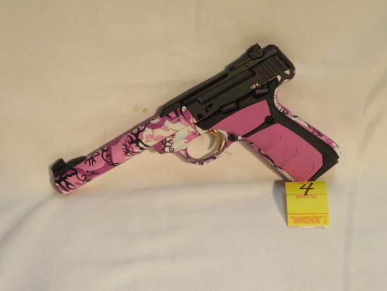 Browning Buck Mark Buck Thorn Pink UFX 22LR