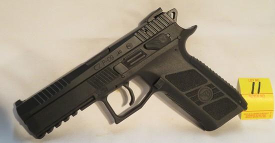 CZ-USA PO-9 Duty .40 S&W