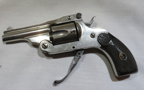 Weeson's Systems Break Top 5 Shot 22 Cal Revolver