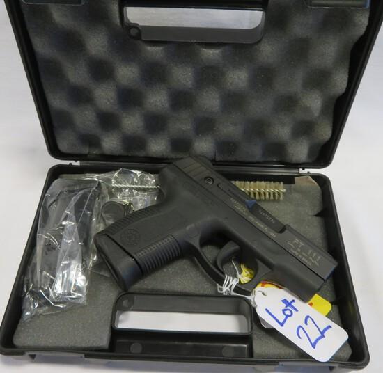Taurus PT111 Millennium Pro 9mm Semi Auto