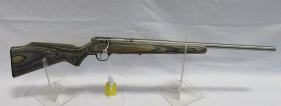Savage Arms Mark II BVSS .17 Mach 2 Heavy Barrel with Laminate Stock