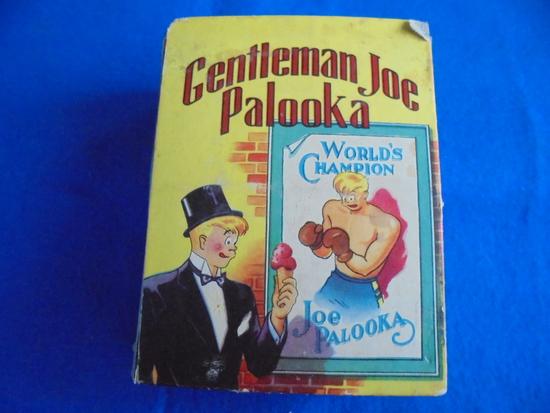 """OLD LITTLE BIG BOOK """"GENTLEMAN JOE PALOOKA""""-FAIRLY NICE"""
