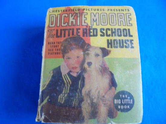 OLD DICKIE MOORE LITTLE BIG BOOK