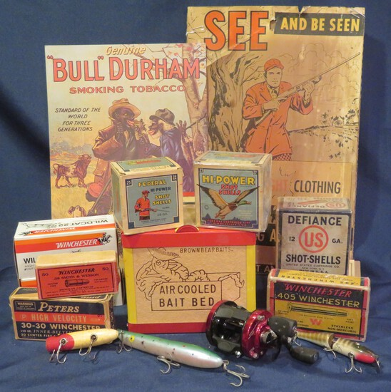 Outdoor Collectibles & Ammunition Sporting Auction