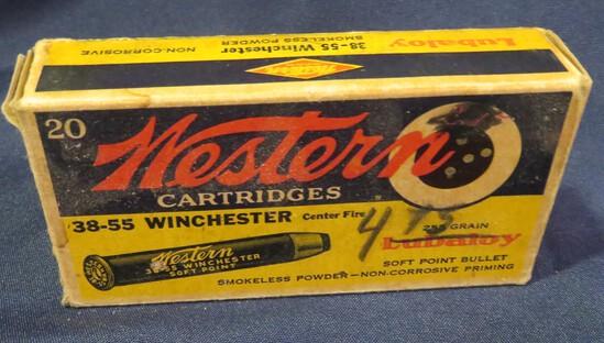 Western 38-55 Winchester