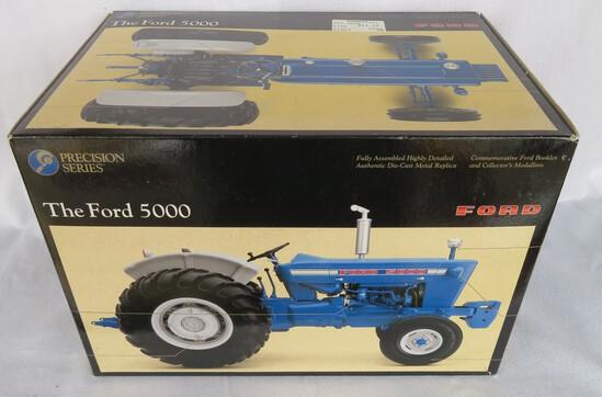 FORD 5000 TRACTOR - PRECISION SERIES 1/16 SCALE