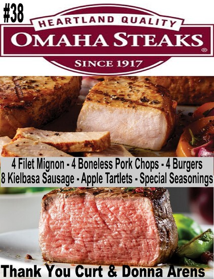 Omaha Steaks Delicious Dinner Package